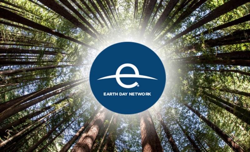 Logo de Earth Day Network activité
