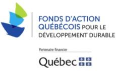 Fonds d'action québécois pour le développement durable et de son partenaire financier