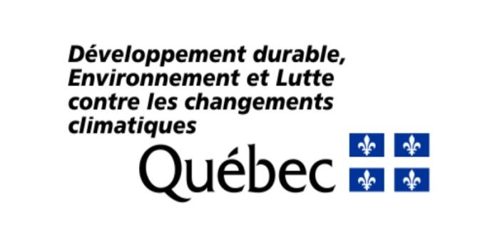 Logo de Le Ministère du Développement durable, de l'Environnement des Parcs du Québec
